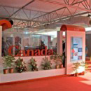 Canadian High Commission exhibition stall design