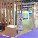 Gujarat Agro exhibition stall design