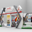 Education Department exhibition stall design