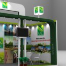 Anand Agricultural University exhibition stall design
