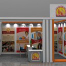 Children's University exhibition stall design