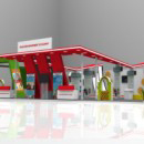 Primary Education exhibition stall design